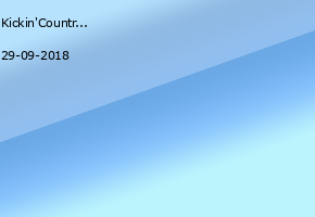 Kickin'Country 2018 - Samstag