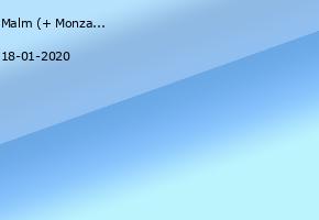 Malm (+ Monza) • Berlin
