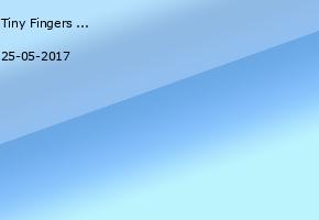 Tiny Fingers - Spring Tour 2017 / Hamburg / Hafenklang