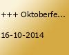 +++ Oktoberfest Worms auf dem Festplatz +++