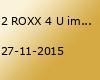 2 ROXX 4 U im Jameson Pub Aurich