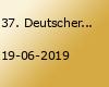 37. Deutscher Evangelischer Kirchentag