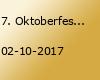 7. Oktoberfest Aurich