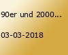 90er und 2000er Party