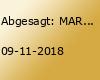 Abgesagt: MAREK FIS - Live in Essen - 09.11.2018