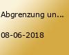 Abgrenzung und Delegation von Betreueraufgaben 03/18 in Münster