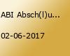ABI Absch(l)uss