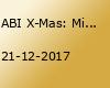 ABI X-Mas: Mit Vollgas in die Winterferien!