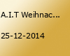 A.I.T Weihnachtsparty im Tinis Kroog