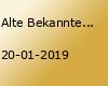 Alte Bekannte in Hagen 2019