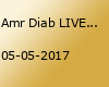Amr Diab LIVE at Cairo Festival City Mall
