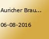 Auricher Brauereifest 2016