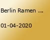 Berlin Ramen Project