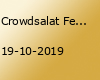 Crowdsalat Festival 2019