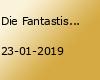 Die Fantastischen Vier in Bremen   ÖVB Arena