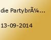 die Partybrüder @ Treckertreffen & Feuerwehrfest Körrenzig