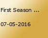 First Season Festival