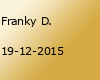 Franky D.