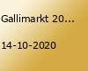 Gallimarkt 2020. verstanden ?!? 20 - 20 :D