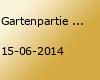 """Gartenpartie mit Fairy Gold im """"Sand+Waterwerk"""" Simonswolde"""