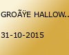 GROßE HALLOWEEN- CANDY SHOP PARTY-