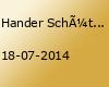 Hander Schützenfest 2014 - Die Schilehrer aus dem Stubaital