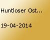 Huntloser Osterfeuer 2014