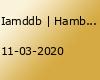 Iamddb | Hamburg (Abgesagt!)