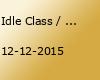 Idle Class / Forkupines / Arbeitsscheu.reich / Generation Lost