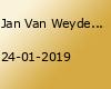 Jan Van Weyde   Bochum