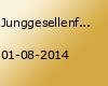 Junggesellenfest Walberberg 2014