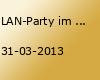 LAN-Party im Jugendzentrum