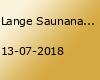 Lange Saunanacht