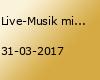 Live-Musik mit Jez Summer