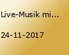 Live-Musik mit Jürgen Brinker