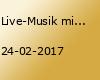 Live-Musik mit Lars Fischer