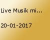 Live Musik mit Morten