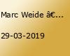 Marc Weide • Hilfe, ich werde erwachsen! • Osnabrück