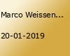 """Marco Weissenberg - """"Wunderkind"""" - Unna"""