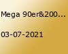 Mega 90er&2000er Jahre Party