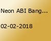 Neon ABI Bang - Halbfinale des Abi Battle 2018!