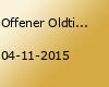 Offener Oldtimer-Stammtisch des OOC