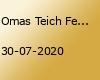 Omas Teich Festival 2020