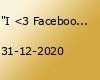 """I <3 Facebook!!!!"""