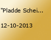 """Pladde Scheibe"" RELEASE PARTY"