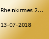 Rheinkirmes 2018