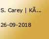 S. Carey | Köln