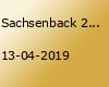 Sachsenback 2019