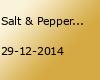 Salt & Pepper Housecrew