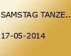 SAMSTAG TANZEN MIT: AMATO FUNK, ARNE ZABEL, KAI MEINERS, ISMAIL POHL! 17.05.2014 - Café del Mar!